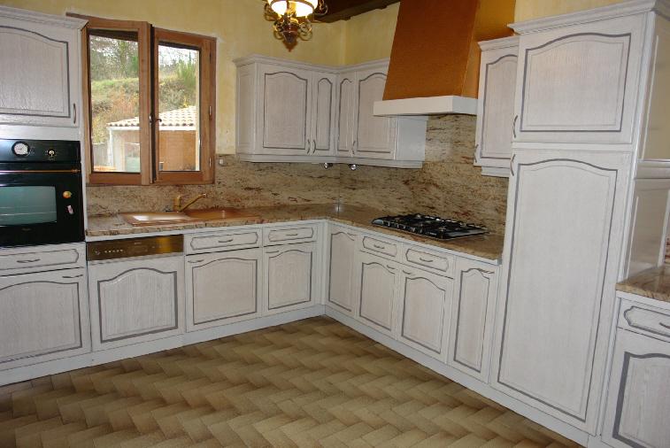 Preview - Peinture renovation meuble cuisine ...
